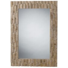 Gavin Wood Mosaic Mirror