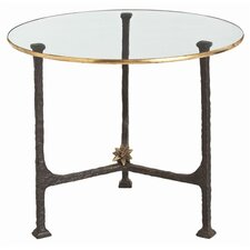 <strong>ARTERIORS Home</strong> Narnia Iron / Glass End Table