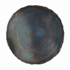 Kensey Abstract Iron Wall Plaque