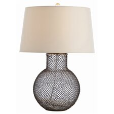 "Pierce 21"" H Table Lamp with Empire Shade"