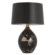 """Flynn 26.5"""" H Table Lamp with Drum Shade"""