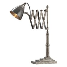 """Fraiser 21.5"""" H Table Lamp with Bowl Shade"""