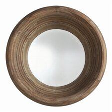 Troy Acacia Convex Mirror