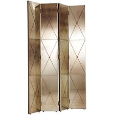 Stephan Antique Mirror Room Screen
