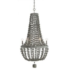 <strong>ARTERIORS Home</strong> Jada 6 Light Wire Wrapped Chandelier