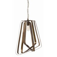 Adele Vintage 1 Light Pendant