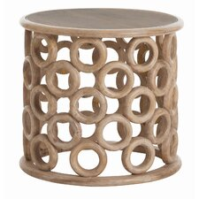<strong>ARTERIORS Home</strong> Kamal Hand Carved End Table