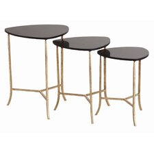 Connor 3 Piece Nesting Table