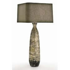"Detrick 27"" H Table Lamp with Rectangle Shade"