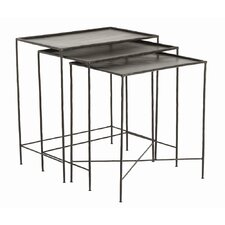 Engel 3 Piece Nesting Tables
