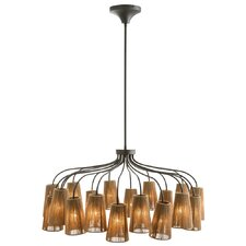 Seasal 20 Light Mini Chandelier