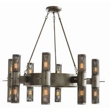 Dirk 18 Light Mini Chandelier