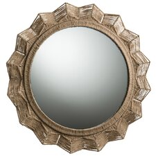 "<strong>ARTERIORS Home</strong> 38"" H x 32.5"" W Seasal Mirror"