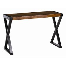 Tahiti Wood Console Table