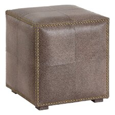 <strong>ARTERIORS Home</strong> Grayton Leather Ottoman