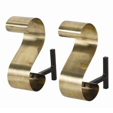 <strong>ARTERIORS Home</strong> Gil Andirons (Set of 2)