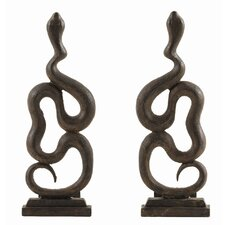 Heath Andirons (Set of 2)