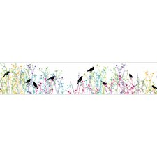 Birdsong Wallpaper Border