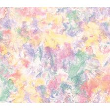 Whimsical Children's Vol. 1 Multi Texture Wallpaper in Yellow