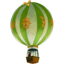 Sage Balloon Wall Decal