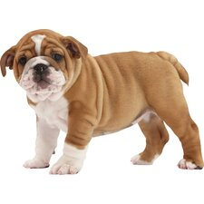 <strong>4 Walls</strong> Good Dog Bulldog Wall Decal