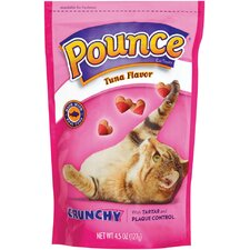 Pounce Tuna Flavored Tartar and Plaque Cat Food