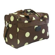 "<strong>Jenni Chan</strong> Dots 12"" City Travel Duffel"