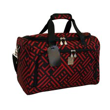 "Signature 17"" City Travel Duffel"