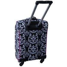 "Damask 360 Quattro 21"" Upright Spinner Suitcase"