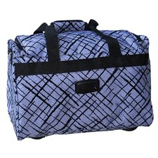 "Brush Strokes 18"" City Travel Duffel"