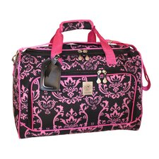 "Damask 18"" City Duffel"