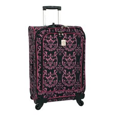 "Damask 25"" Spinner Suitcase"