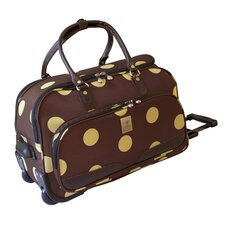 "Dots 22"" Carry All Duffel"
