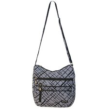 Brush Strokes Soft Crossbody Bag