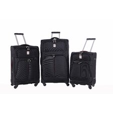 Shanghai 3 Piece Luggage Set