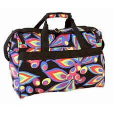 "Wild Flower 18"" City Duffel"