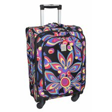 "<strong>Jenni Chan</strong> Wild Flower 360 Quattro 21"" Upright Spinner Suitcase"