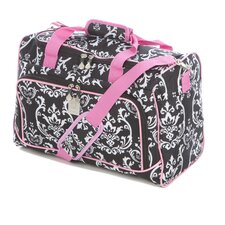 "Damask 12"" City Travel Duffel"