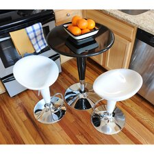 AmeriHome 3 Piece Pub Table Set