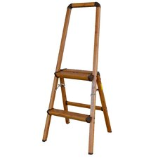 AmeriHome 2' Lightweight Aluminum Step Ladder