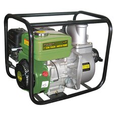3000 GPH Sportsman Series 2 Inch Gasoline Semi Trash/Water Pump
