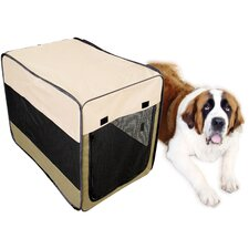 "42"" Soft-Sided Portable Pet Kennel"