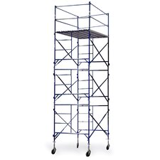 19' H x 5' W x 7' D Story Tower Scaffolding System