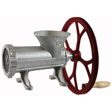 Sportsman Meat Grinder with Pulley