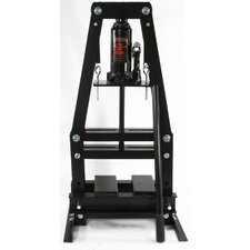 <strong>Buffalo Tools</strong> Black Bull 6 Ton A-Frame Shop Press