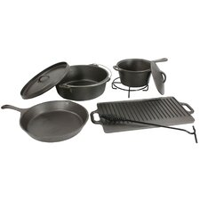 Sportsman 8-Piece Complete Cookware Set