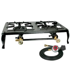 Sportsman Double Burner Stove