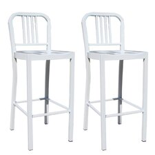 "AmeriHome 30"" Barstool (Set of 2)"