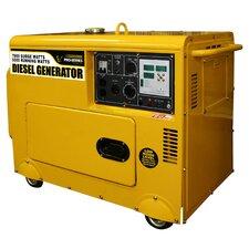 Pro-Series 7,000 Watt Diesel Generator