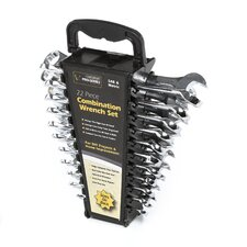 Pro-Series 22 Piece Combination Wrench Set